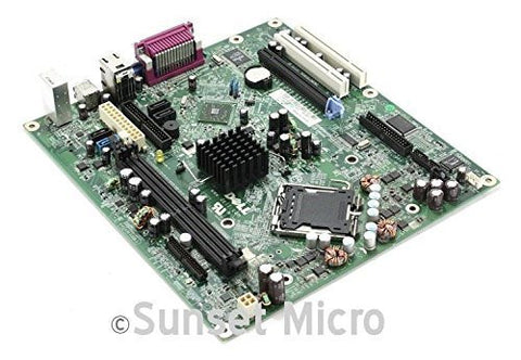 Dell Optiplex 320 DT & MT Motherboard MH651, CU395, UP453, TY915