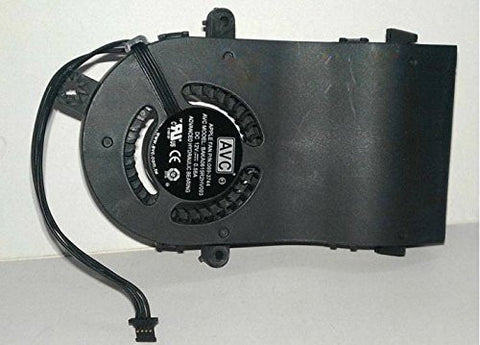 "Apple iMac 27"" 069-3744 Notebook CPU Fan,AVC BAKA0615R2HV003 12V 0.55A 4Wire Cooling Fan"