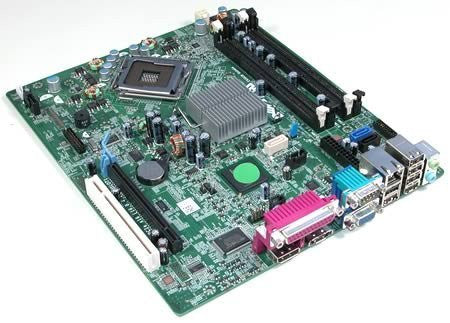 Dell Optiplex 780 SFF Small Form Factor MotherBoard 3NVJ6