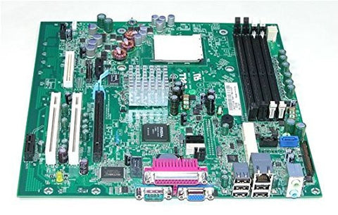 Dell Optiplex 740 Mini-Tower SMT Motherboard YP806 TT708