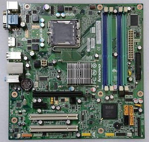 Lenovo ThinkCentre M58 System Board LGA775 89Y9301