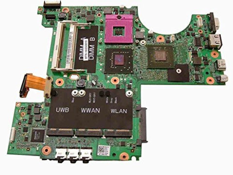 Laptop Motherboard (System Mainboard) with Nvidia Geforce 8600M GS 256mb Video F125F for Dell XPS M1530