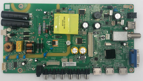 Hitachi 40C311 LED TV MS36637-ZC01-01 Main Board