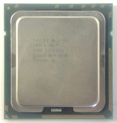 Intel Core i7-920 Desktop CPU Processor- SLBEJ