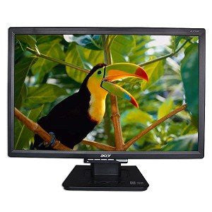 22-Inch Acer AL2216W DVI/VGA Widescreen TFT LCD Monitor (Black) - Refurbished