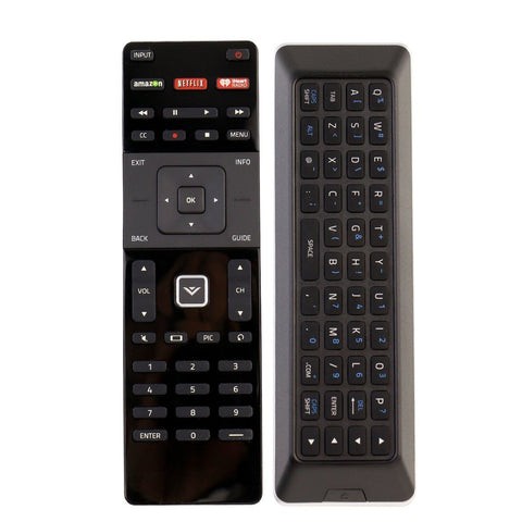 Vizio M43-C1 Smart TV Qwerty Dual Side Remote with Backlight- XRT500
