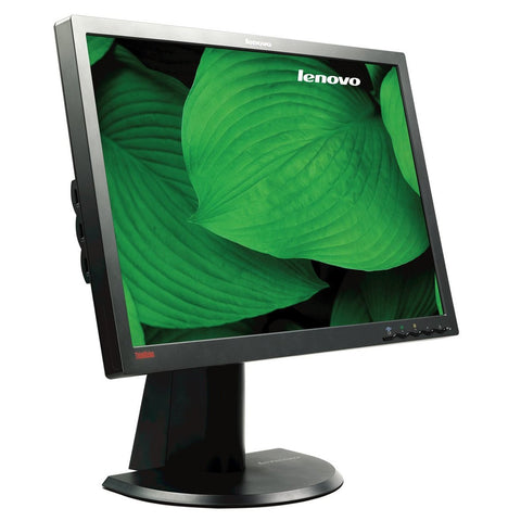 "Lenovo L2440P 24"" Wide Flat Panel LCD monitor - Refurbished"