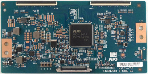 "Vizio M43-C1 43"" LED Ultra Smart HDTV T-Con Board- 43T03-C00"