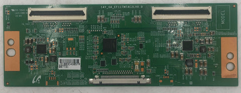 Avera 40AER10N LED TV 14_GA_EF11TMTAC2LV0.0 T-Con Board- LJ94-31003C