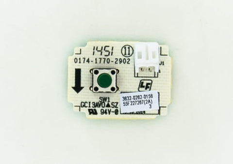 Vizio LED TV Power Button Assembly- 0174-1770-2902