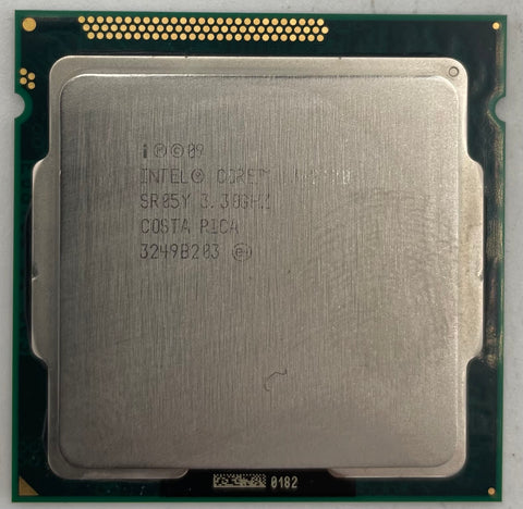 Intel Core i3-2120 Desktop CPU Processor- SR05Y
