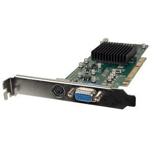 NVIDIA GeForce2 MX400 64 MB PCI VGA Video Card Model #: CL-MX400-64M-PCI