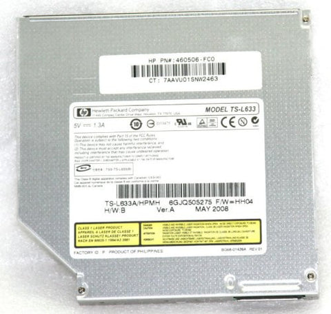 HP HP dv5000 SUPER MULTI DRIVE MODEL# GSA-4084N