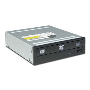 Lite-On DH-16A3S DVD±RW Dual Layer 2MB SATA Black Optical Drive KU-01609.005