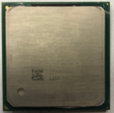 Intel Celeron 2.4 GHz Desktop CPU Processor- SL6VU
