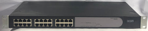 3Com 2824 Baseline 24-Port Switch- 3CBLUG24A