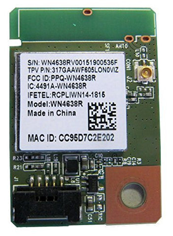 Vizio E-Series E32-C1 LED TV WN4638R Wifi Module- 317GAAWF605LON0VIZ