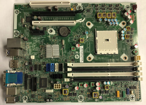 HP Compaq Pro 6305 Small Form Factor PC FXN1 Motherboard- 703596-601