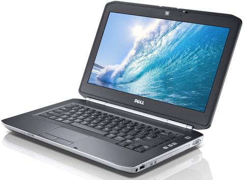 Dell Latitude E5420 Notebook- 250GB HDD, 4GB RAM, Core i5-2520M CPU, Windows 7 Professional