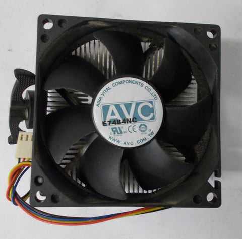 Acer Desktop AVC Heatsink & Cooling Fan Assembly- 24-20880D00AB
