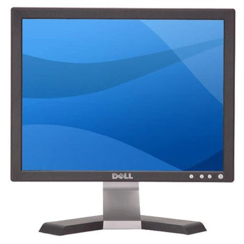 "Dell E176FP 17"" Flat Panel Monitor (Black) - Refurbished"
