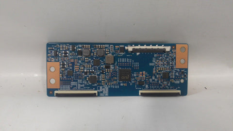 Vizio LED Smart TV (T430HVN01.0) T-Con Board-55.43T01.C25