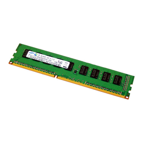 SAMSUNG M391B2873FH0-CH9 1GB SERVER DIMM DDR3 PC10600(1333) UNBUF ECC 1.5v 1RX8 240P 128MX72 128mX8