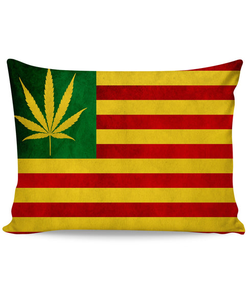 America the Beautiful Pillow Case