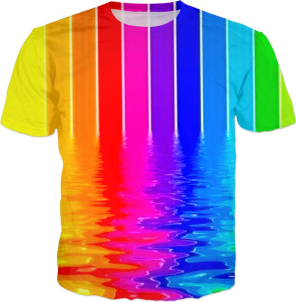 Rainbow Waters T-Shirt