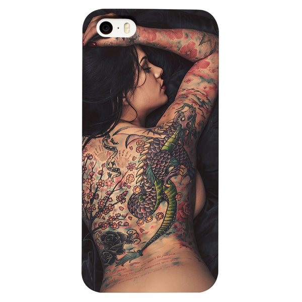The Girl With The Dragon Tattoo Cellphone Case