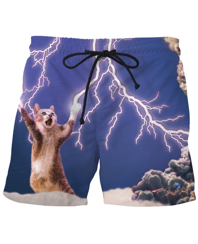 Thundercat Swim Trunks
