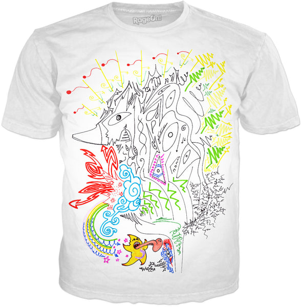 Blair Adam Art T-Shirt (Blair Jones Collaboration)