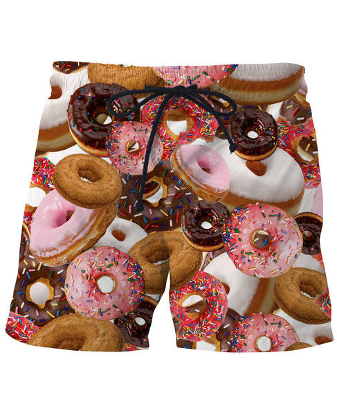 Donuts Swim Trunks