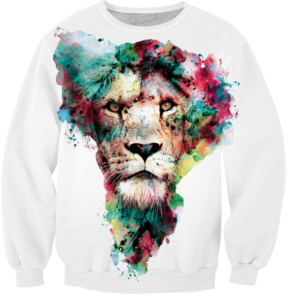 Lion -The King Sweatshirt