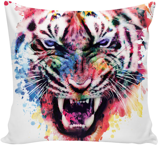 Tiger IV Couch Pillow