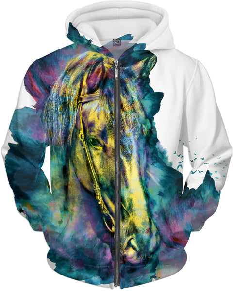 Horse - Chained Beauty Hoodie