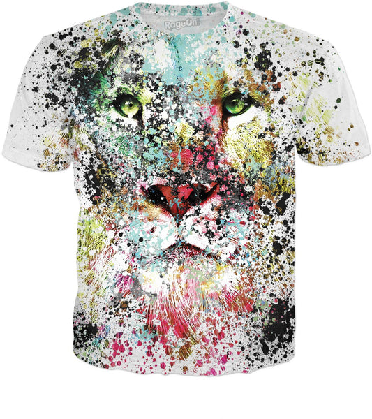 Lion -The King III T-Shirt