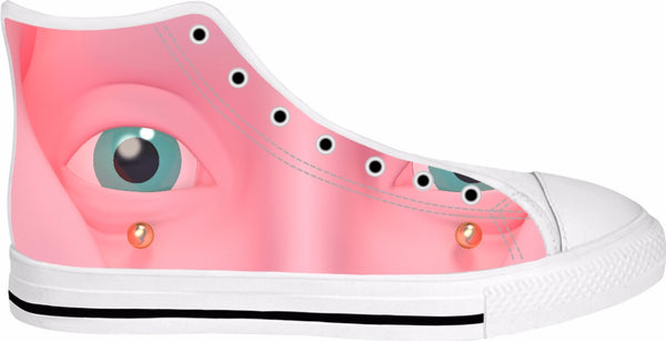 Pink Peeper Shoes