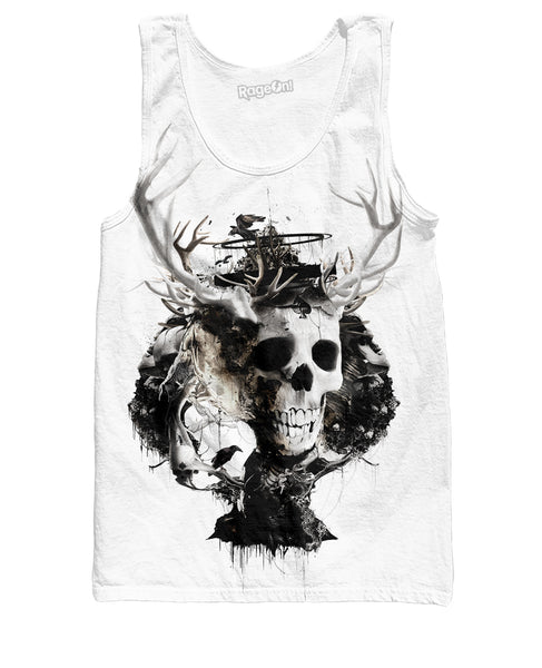 King of Spades Tank Top