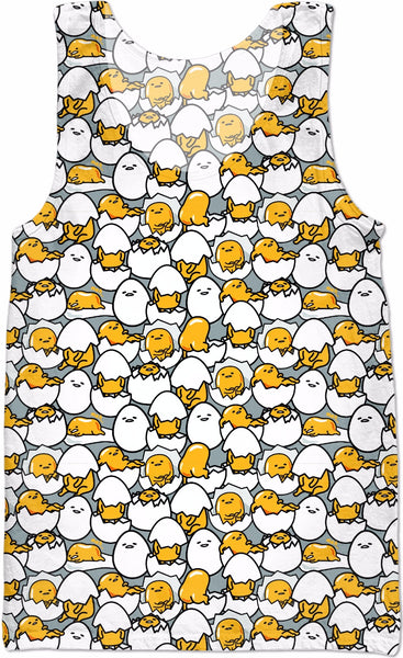 Gudetama All Over Print Tank Top