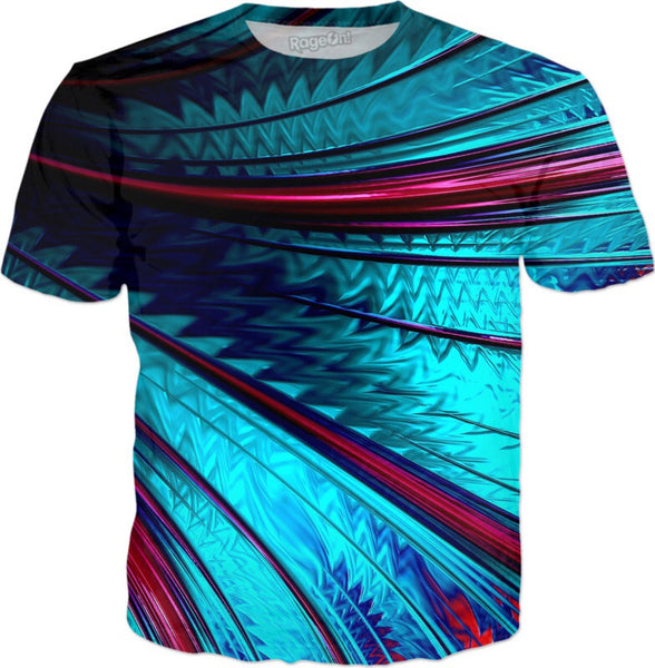 Blue Streak (ALL PRODUCTS) T-Shirt