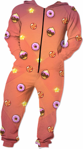 Candy Pattern Onesie