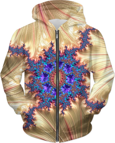 Fractal Eye (ALL PRODUCTS) Hoodie
