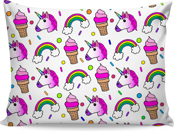 Unicorns & Rainbows Pillowcase