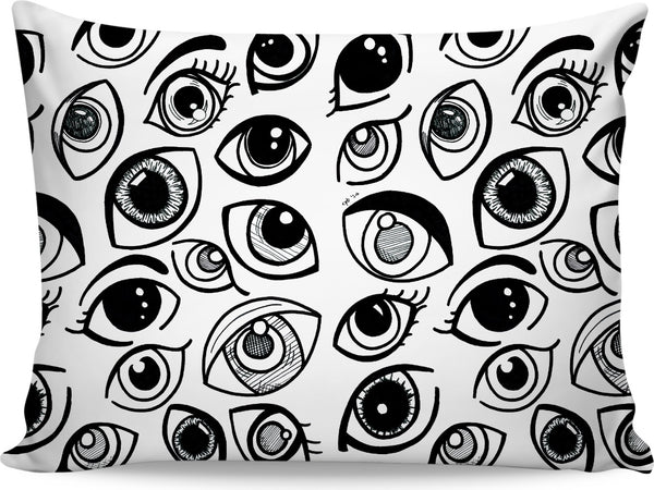 Eyes on Eyes Pillowcase