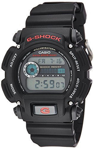 G-Shock Black Resin Sport Watch