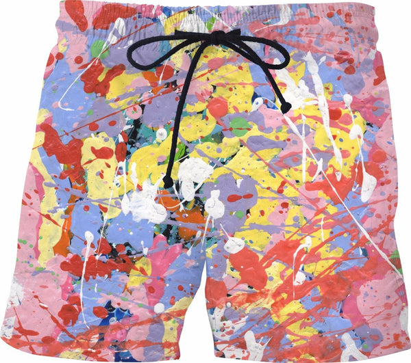 BON NEW LIFE Swim Trunks