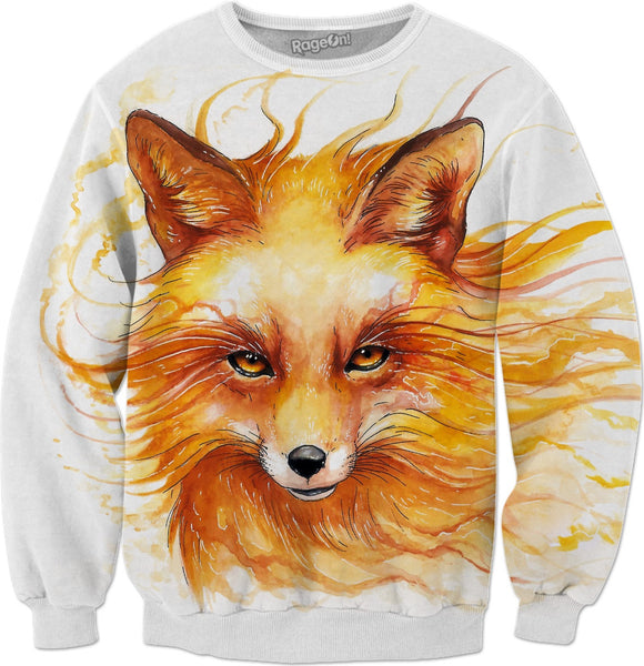 Autumn Fox Sweatshirt