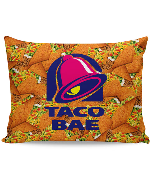 Taco Bae Pillow Case