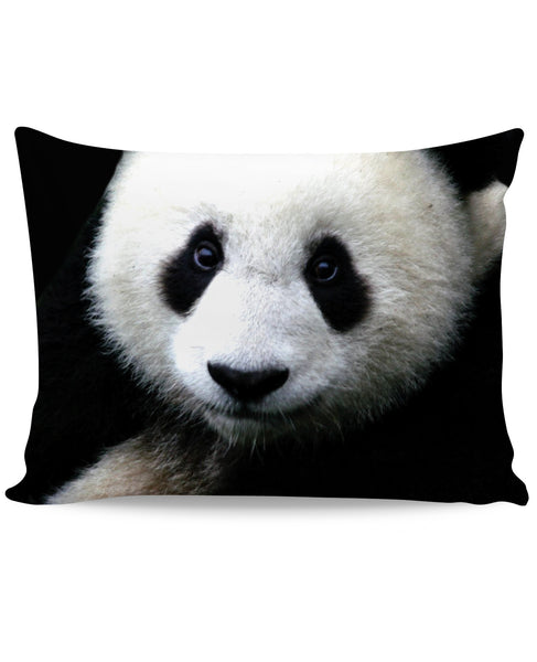 Panda Bed Pillow Case